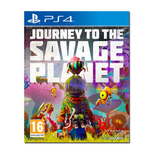 JOURNEY TO THE SAVAGE PLANET - PS4 - thumb - MediaWorld.it