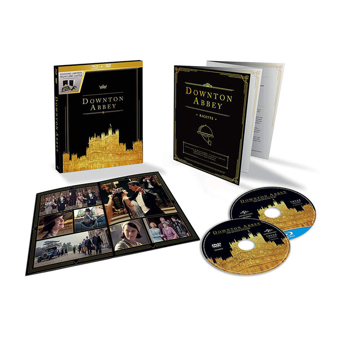 Downton Abbey - Il Film - Blu-Ray + DVD - thumb - MediaWorld.it