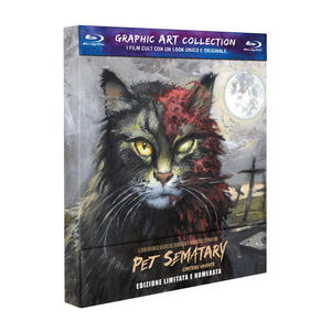 Pet Sematary - Cimitero Vivente - Blu-Ray - thumb - MediaWorld.it