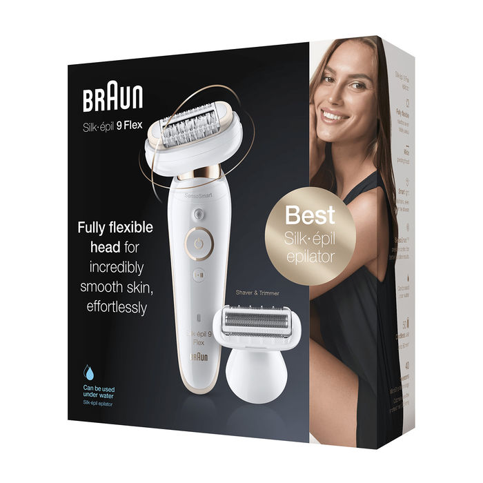 BRAUN Silk-Épil 9 FLEX 9-002 - thumb - MediaWorld.it