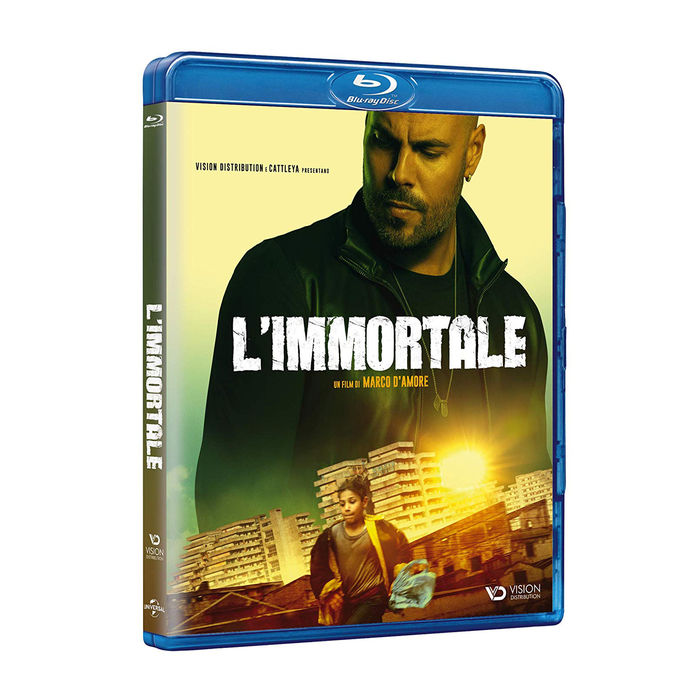 L'immortale - Blu-Ray - thumb - MediaWorld.it