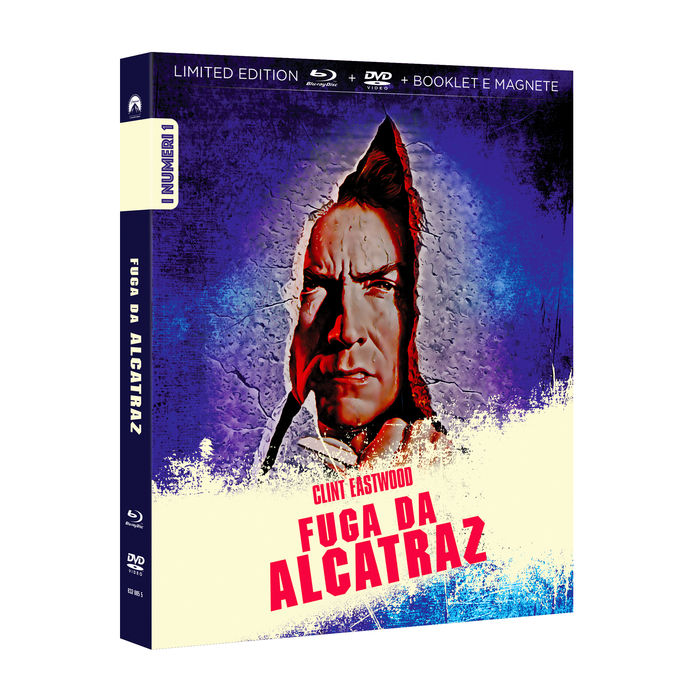 Fuga da Alcatraz - Blu-Ray - thumb - MediaWorld.it