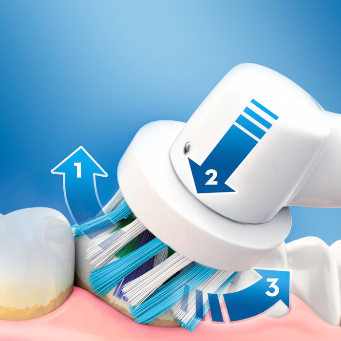 ORAL-B PRO 1 700 Cross Action - thumb - MediaWorld.it
