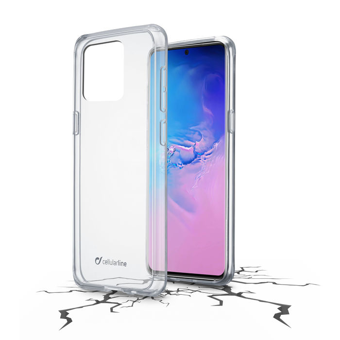 CELLULAR LINE Clear Cover SAMSUNG GALAXY S20 Ultra - thumb - MediaWorld.it