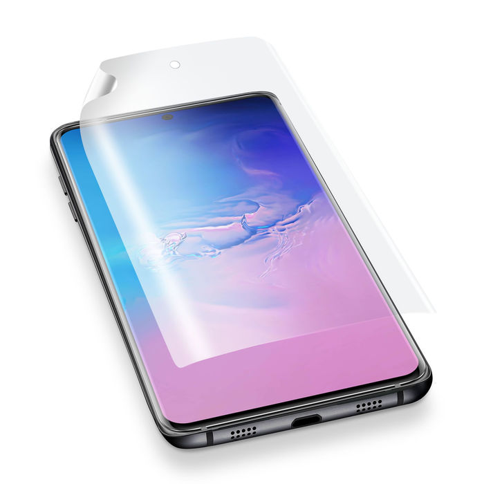 CELLULARLINE Display Invisible Curved - Galaxy S20 Ultra - thumb - MediaWorld.it