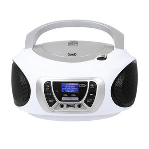 TREVI CMP 510 DAB + CD Bianco - MediaWorld.it