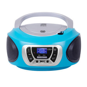 TREVI CMP 510 DAB + CD Turchese - MediaWorld.it
