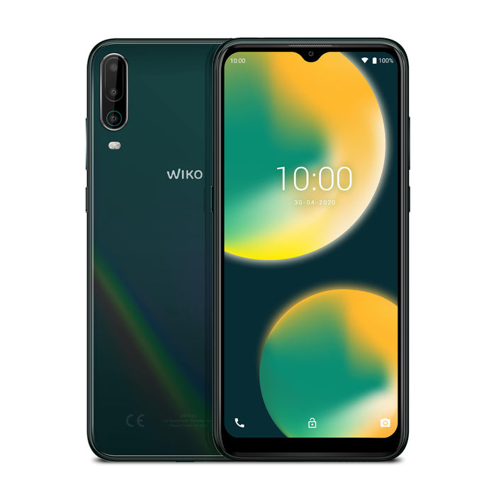 WIKO View 4 GREEN - thumb - MediaWorld.it