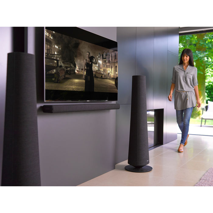 HARMAN KARDON CITATION BAR BLACK - thumb - MediaWorld.it