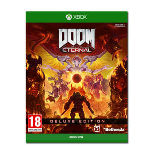DOOM Eternal Deluxe Edition - Xbox One - MediaWorld.it