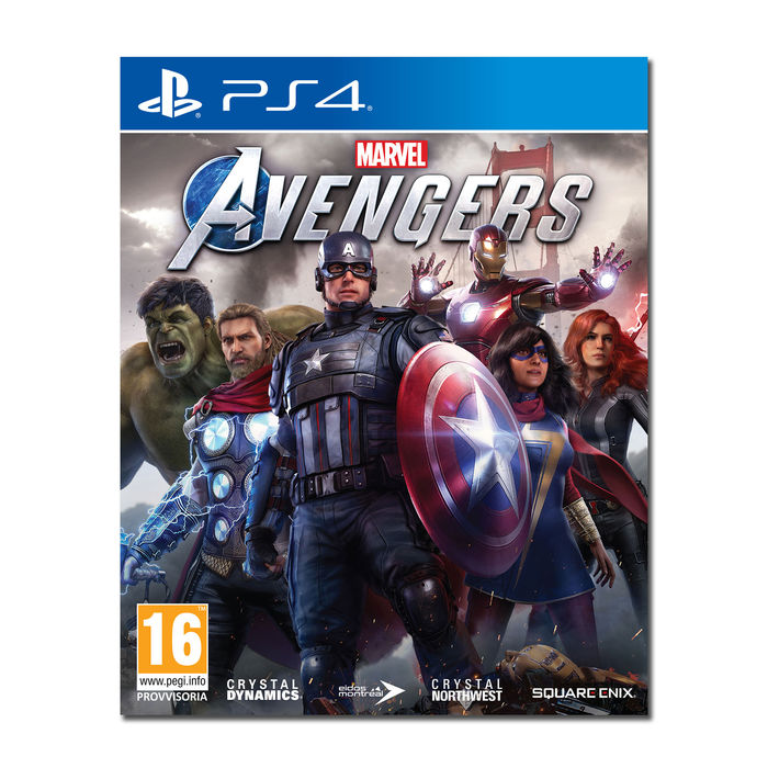 Marvel's Avengers - PS4 - thumb - MediaWorld.it