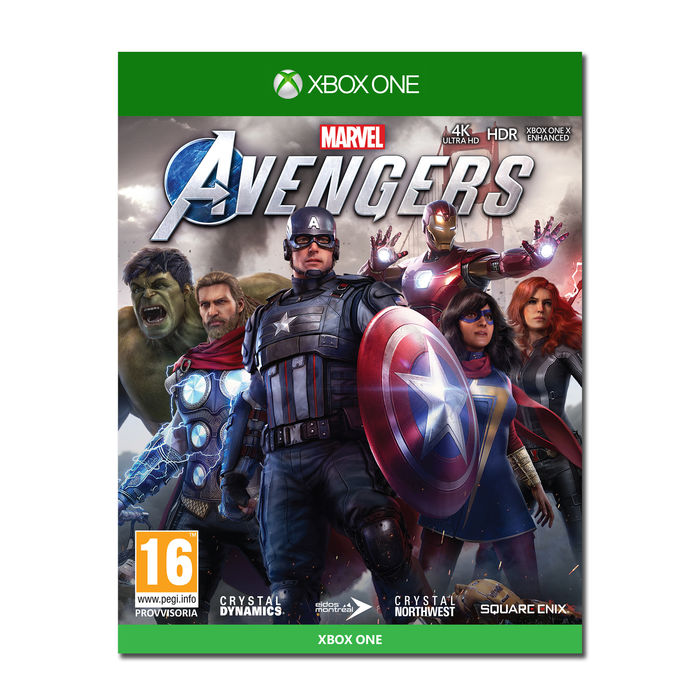 MARVEL'S AVENGERS: DELUXE - XBOXONE - thumb - MediaWorld.it