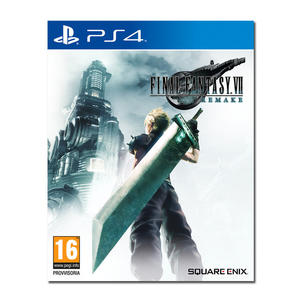 Final Fantasy VII Remake - PS4 - PRMG GRADING OOCN - SCONTO 20,00% - MediaWorld.it