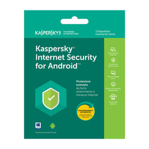 KASPERSKY Internet Security for Android - MediaWorld.it