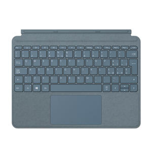 MICROSOFT Go Type Cover Ice Blue - MediaWorld.it