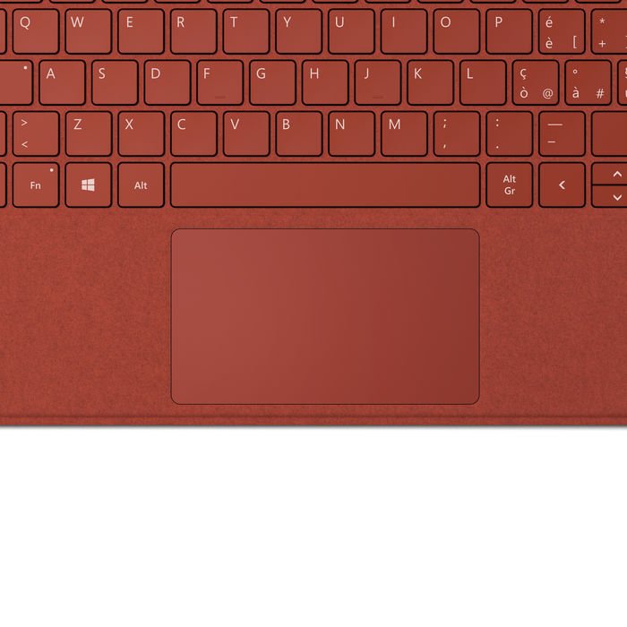 MICROSOFT Go Type Cover Puppy Red - thumb - MediaWorld.it