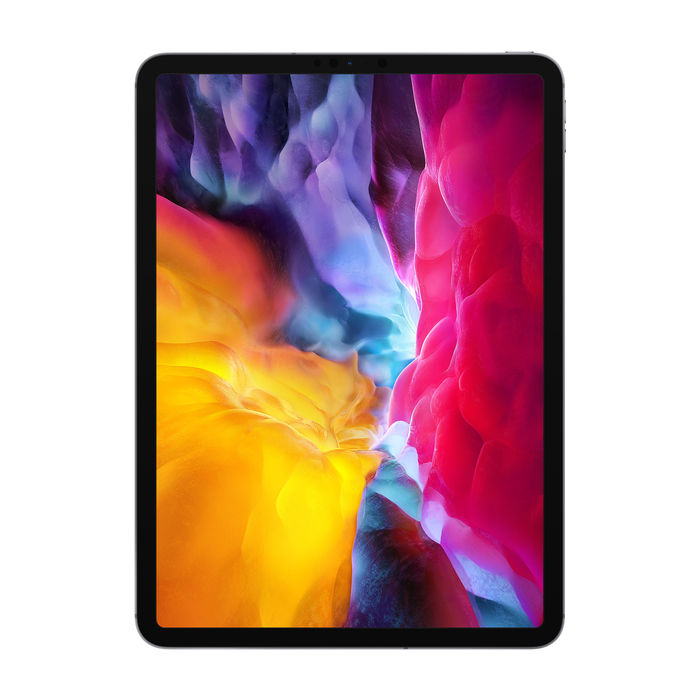 APPLE iPad Pro 11'' 2020 Wi-fi + Cellular  Cellular 256GB Grigio Siderale - thumb - MediaWorld.it