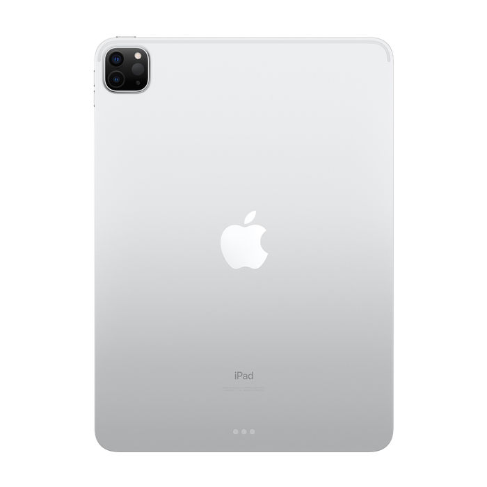 APPLE iPad Pro 11'' 2020 WiFi 256GB Argento - thumb - MediaWorld.it