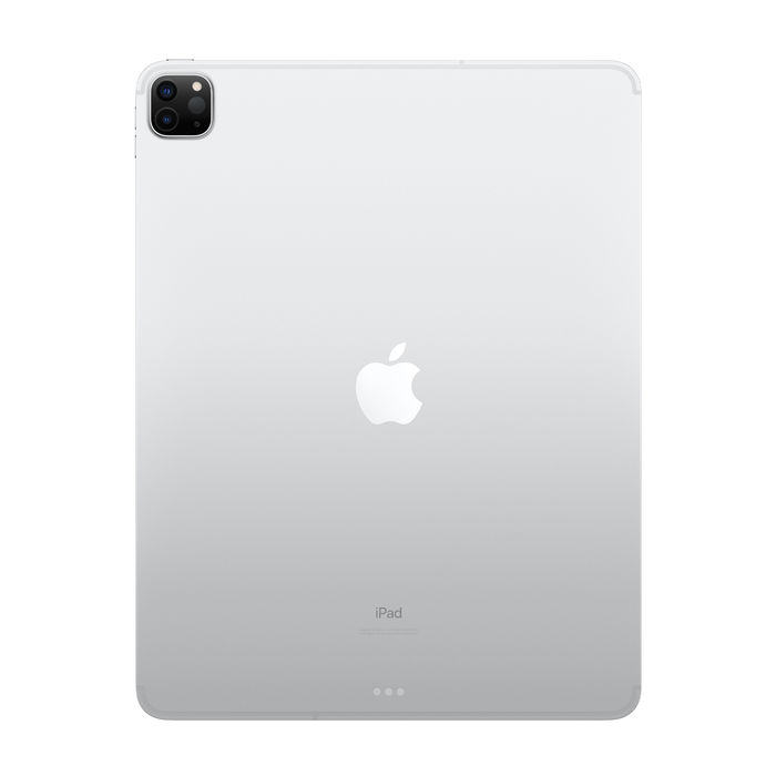 APPLE iPad Pro 12.9'' 2020 WI-FI + Cellular 512GB Argento - thumb - MediaWorld.it