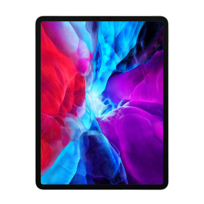 APPLE iPad Pro 12.9'' 2020 WI-FI + Cellular 128GB Argento - thumb - MediaWorld.it