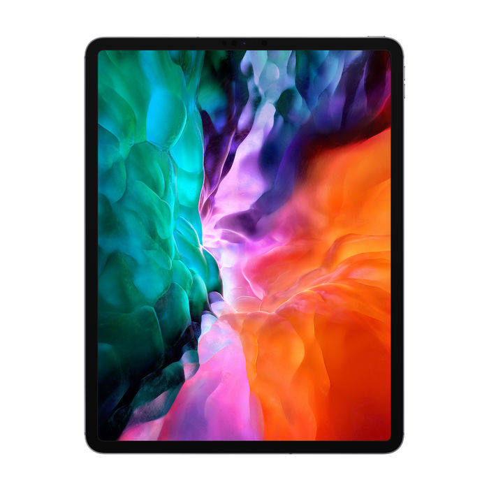 APPLE iPad Pro 12.9'' 2020 WI-FI + Cellular 128GB Grigio Siderale - thumb - MediaWorld.it
