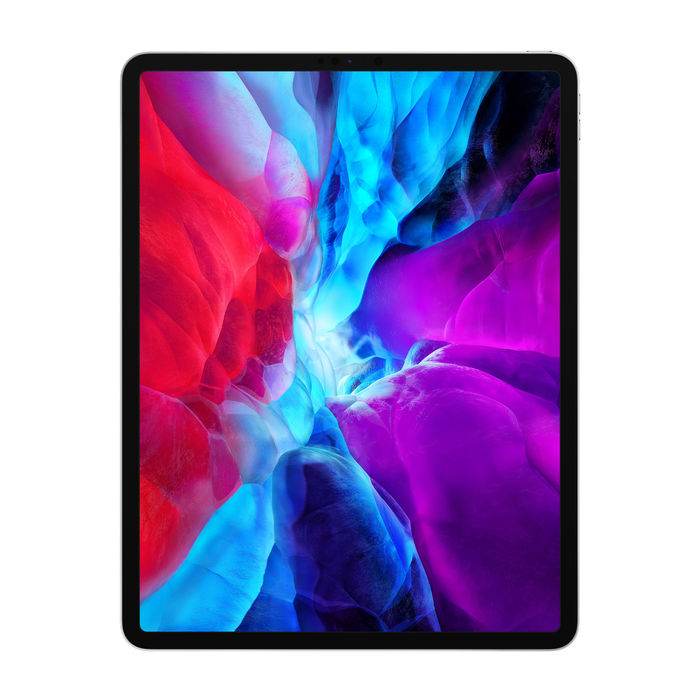 APPLE iPad Pro 12.9'' 2020 Wi-Fi 128GB Argento - thumb - MediaWorld.it