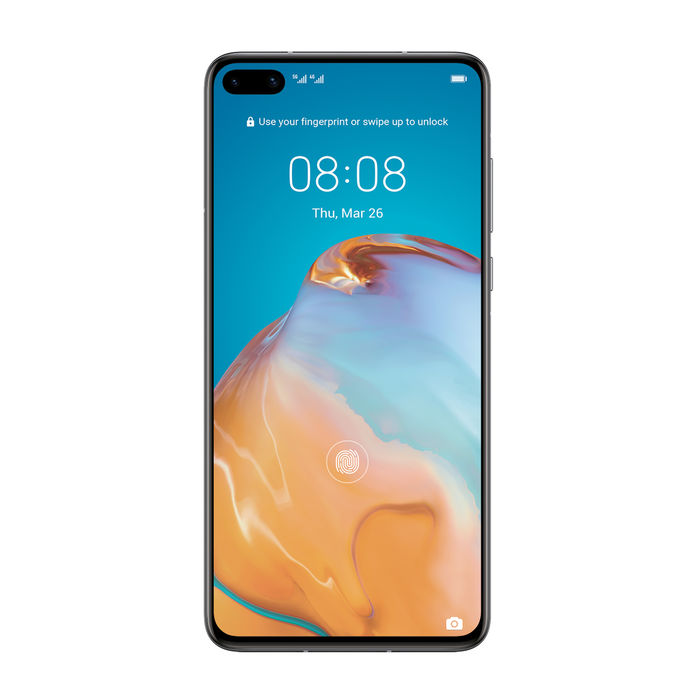 HUAWEI P40 Silver Frost - thumb - MediaWorld.it