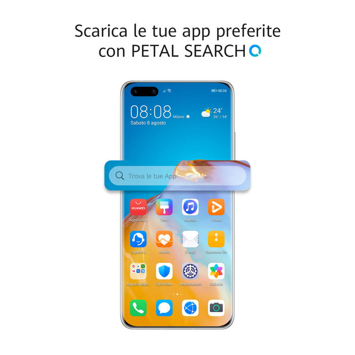 HUAWEI P40 Pro Black - PRMG GRADING OOCN - SCONTO 20,00% - thumb - MediaWorld.it
