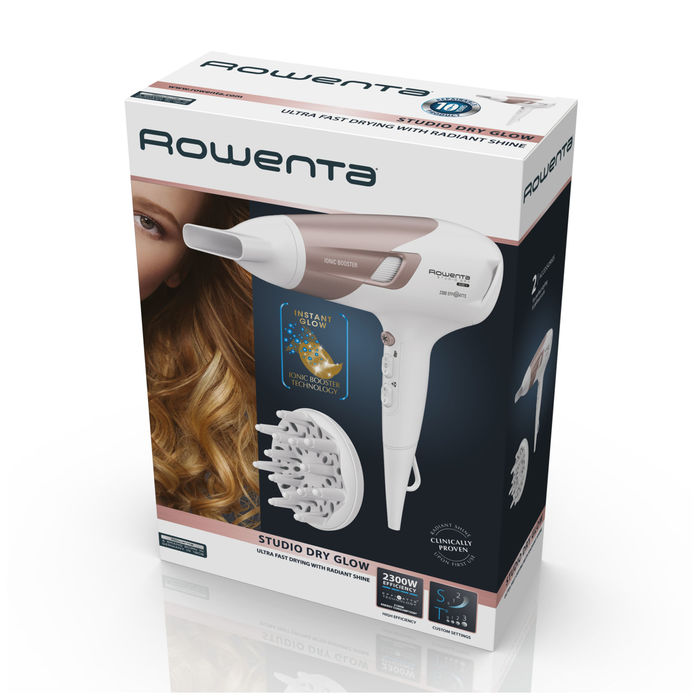 ROWENTA Studio Dry Glow CV5830 - thumb - MediaWorld.it
