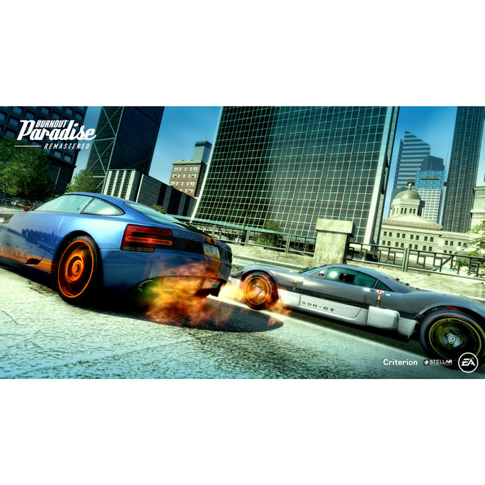 Burnout Paradise Remastered - NSW - thumb - MediaWorld.it