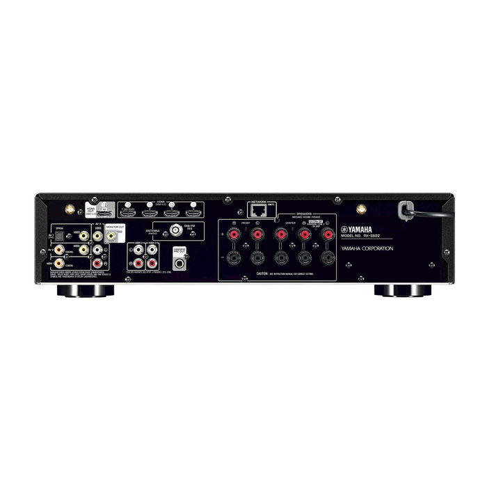 YAMAHA RXS602PACKBL - thumb - MediaWorld.it