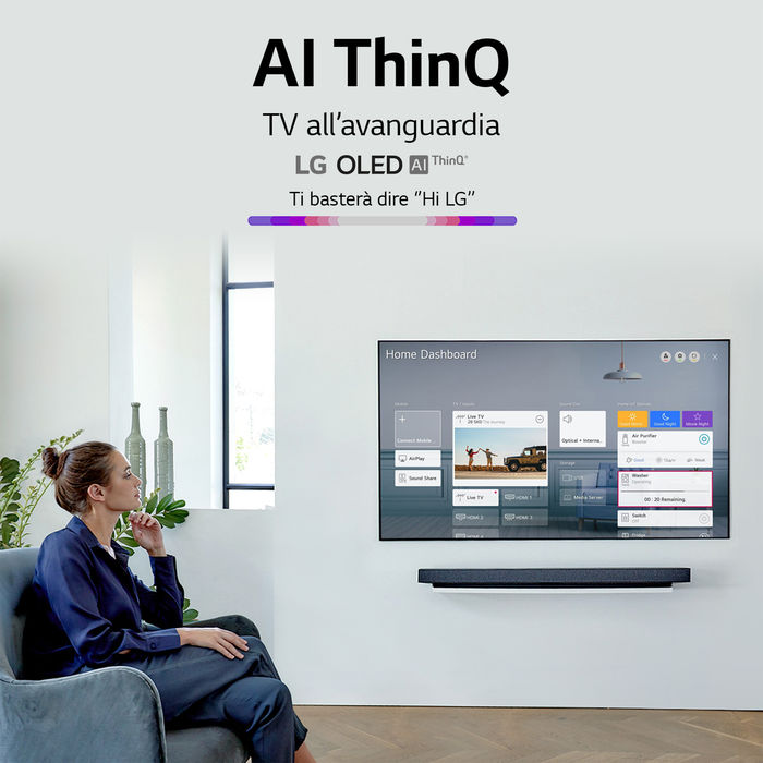LG OLED 55CX6LA.API - thumb - MediaWorld.it