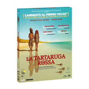 La tartaruga rossa - Blu-Ray - MediaWorld.it