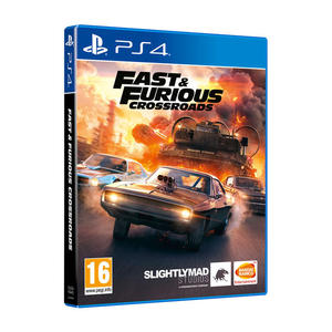 Fast & Furious Crossroads - PS4 - MediaWorld.it