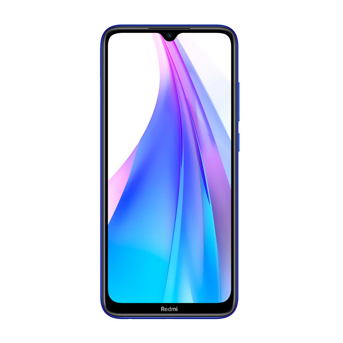 XIAOMI Redmi Note 8T 64Gb blue Vodafone - thumb - MediaWorld.it