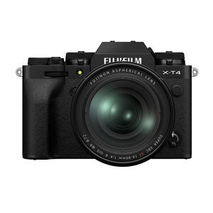 FUJIFILM X-T4 KIT XF16-80MM BLACK - MediaWorld.it