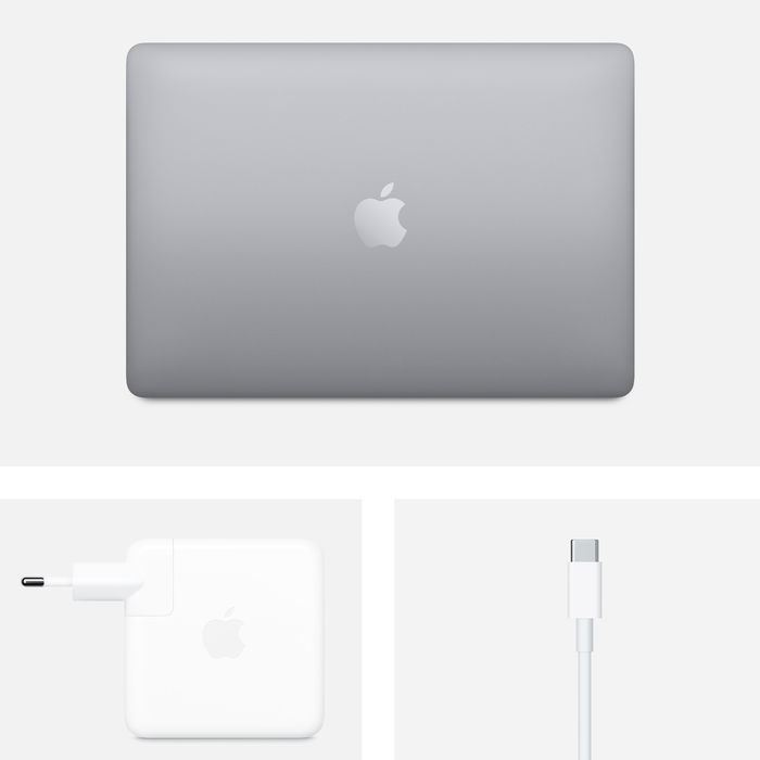 "APPLE MacBook Pro 13"" 512GB (Ram 16GB) Space GrayMWP42T/A 2020 - PRMG GRADING OOCN - SCONTO 20,00% - thumb - MediaWorld.it"