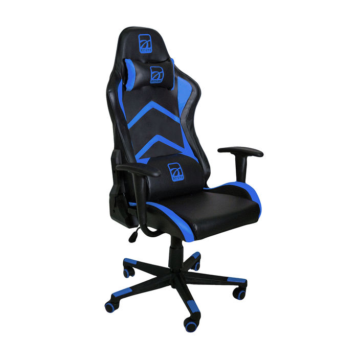 XTREME GAMING CHAIR MX15 Nero/Blu - thumb - MediaWorld.it