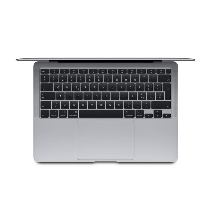 "APPLE MacBook Air 13"" 256GB (i5) Space Grey 2020 - thumb - MediaWorld.it"