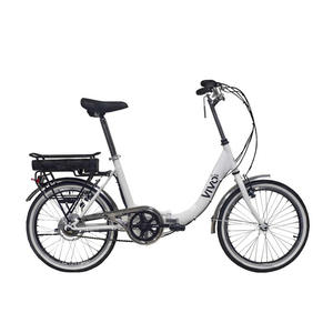 VIVOBIKE IVO FOLD BIKE WHITE - MediaWorld.it