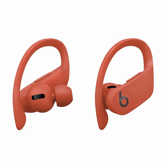 BEATS BY DR.DRE Powerbeats Pro Totally Wireless Rosso Magma - thumb - MediaWorld.it
