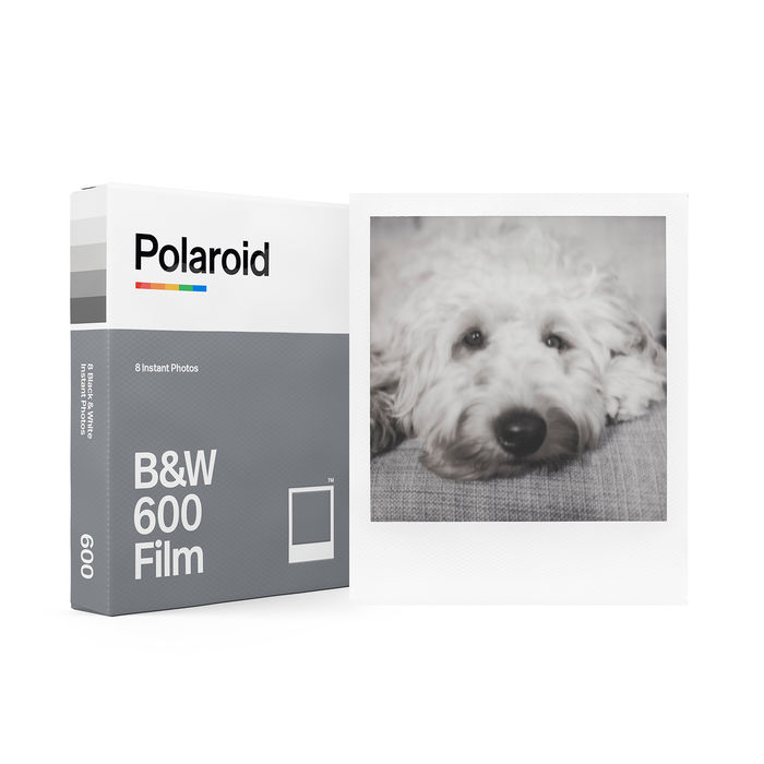 POLAROID B&W FILM FOR 600 - thumb - MediaWorld.it