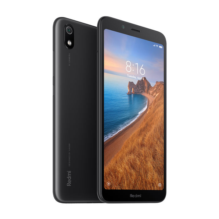 XIAOMI Redmi 7A Black TIM - thumb - MediaWorld.it
