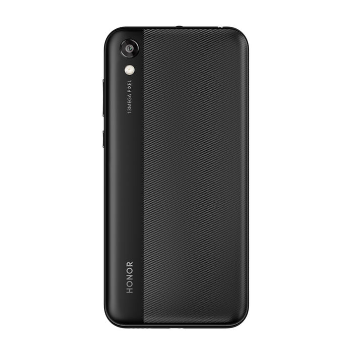 HONOR 8S Black - thumb - MediaWorld.it