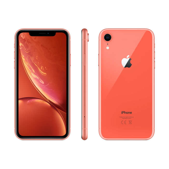 APPLE iPhone Xr 128GB Coral - thumb - MediaWorld.it