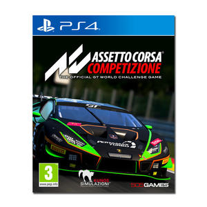 Assetto Corsa Competizione - PS4 - MediaWorld.it