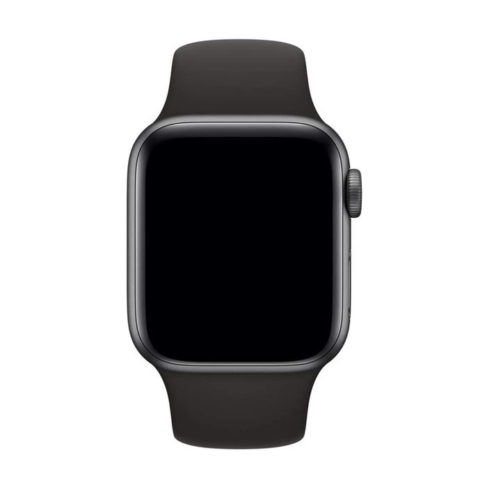 APPLE Cinturino Sport nero (40 mm) - Regular - thumb - MediaWorld.it