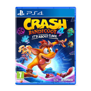 Crash Bandicoot 4: It's About Time - PS4 - MediaWorld.it