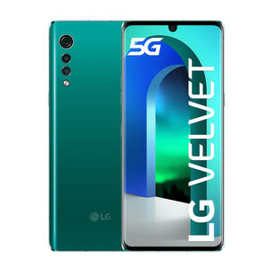 LG Velvet Aurora Green - MediaWorld.it