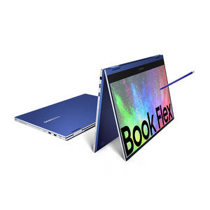 SAMSUNG Galaxy Book Flex 13,3'' Royal Blue - thumb - MediaWorld.it
